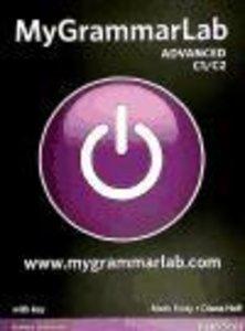 MyGrammarLab Advanced with Key and MyLab Pack