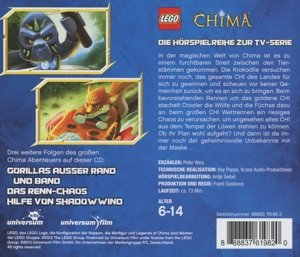 LEGO - Legends of Chima (CD 4)