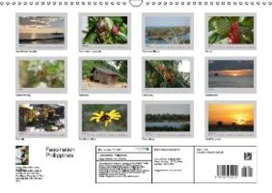 Fascination Philippines (Wall Calendar 2015 DIN A3 Landscape)