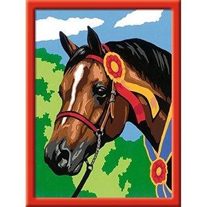 Ravensburger 28295 - Pferd beim Reitturnier