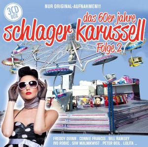 Das 60er Jahre Schlager Karussell Vol.2