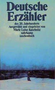 Deutsche Erzähler. Zwei Bände in Kassette