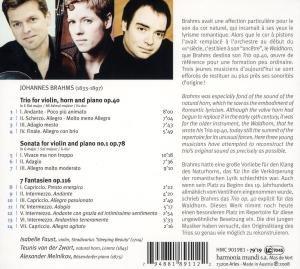 Horn Trio op.40