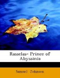 Rasselas- Prince of Abyssinia