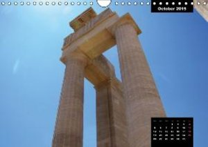 Impressions of Greece (Wall Calendar 2015 DIN A4 Landscape)