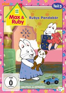 Max & Ruby - Rubys Pandabär