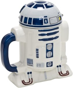 Joy Toy 21749 - Star Wars Keramiktasse m. Deckel