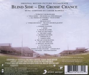 Blind Side-Die Große Chance/OST