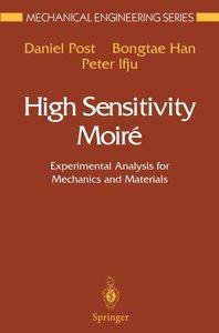 High Sensitivity Moiré