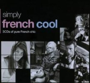 Simply French Cool (3CD Tin)