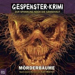 Gespenster Krimi 01-Mörderbäume