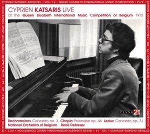 Cyprien Katsaris Live