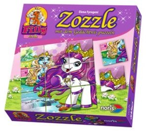 Noris 606010005 - Filly Elves Zozzle: Jewel & Skip