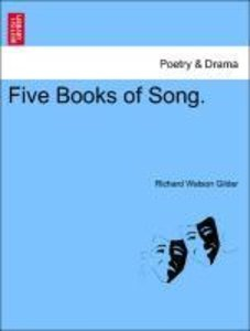 Five Books of Song.
