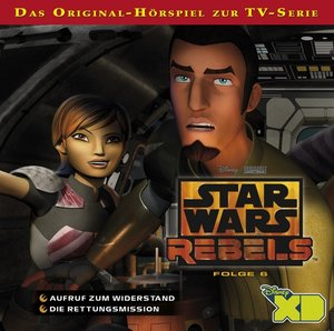 Disney - Star Wars Rebels Folge 06