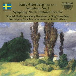 Atterberg:Sinfonien 1+4