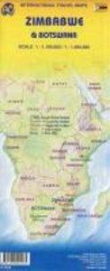 Botswana & Zimbabwe 1 : 1 500 000 / 1 : 1 170 000