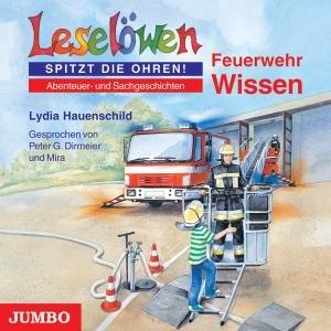 Leselöwen: Feuerwehr Wissen