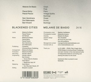 Blackened Cities (EP)