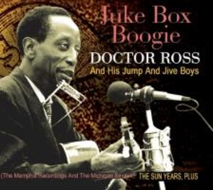 Juke Box Boogie The Sun Years,Plus
