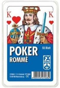 Poker, Rommé - Französisches Bild