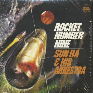 Rocket Number Nine (LP,10inch)