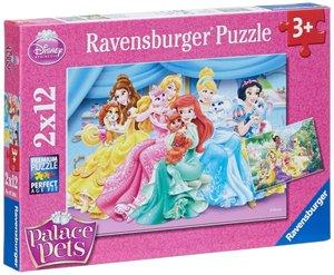 Ravensburger 07580 - Disney Süße Palace Pets