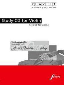 Violinenkonzert Nr. 1, a-moll