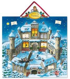 Kniffel & Knobel - Weihnachtsraub auf Burg Felsenfest. Adventska