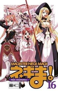 Negima! Magister Negi Magi 16