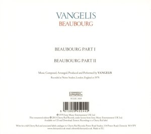 Beaubourg (Remastered Edition)
