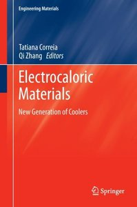Electrocaloric Materials