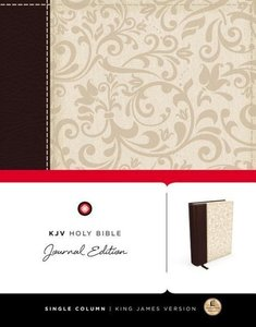 Journal Bible-KJV