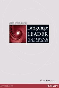 Language Leader Upper Intermediate Workbook (with Key) and Audio