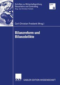 Bilanzreform und Bilanzdelikte