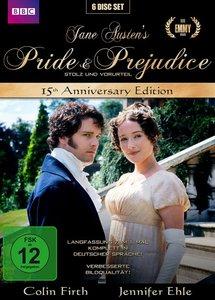 Pride & Prejudice - Stolz und Vorurteil