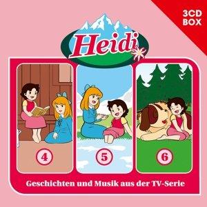 Heidi Heidi - 3-CD Hörspielbox Vol. 2