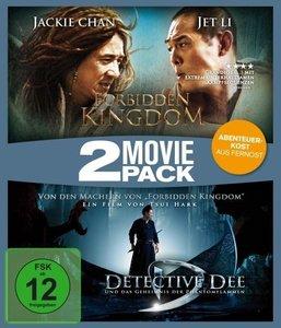 Forbidden Kingdom & Detective Dee und das Geheimnis der Phantomf
