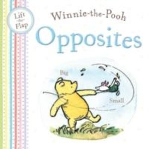 Winnie the Pooh Lift The Flap: Colours