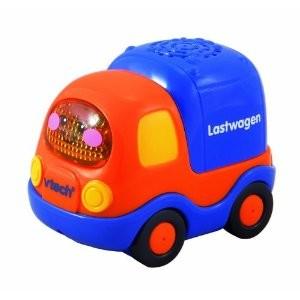 VTech 80-119604 - Tut Tut Baby Flitzer: Lastwagen - zum Schließen ins Bild klicken
