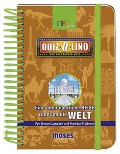 Quiz-O-lino - Eine abenteuerliche Reise rund um die Welt