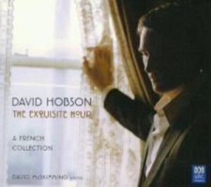 The Exquisite Hour-A French Collection