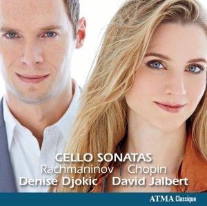 Cello Sonatas: Rachmaninov,Chopin