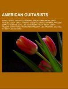 American guitarists