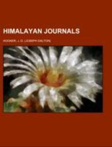 Himalayan Journals Volume 1