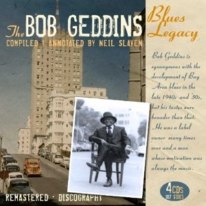 The Bob Geddins Blues Legacy