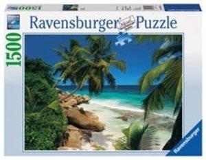 Ravensburger 16264 - Seychellen, Puzzle, 1500 Teile