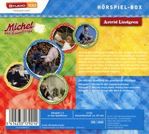 Michel Aus Lönneberga Hörspiel Sammelbox (3 CDs)
