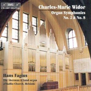 Orgelsinfonien 2 Und 8