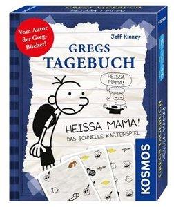 Gregs Tagebuch - Heissa Mama!